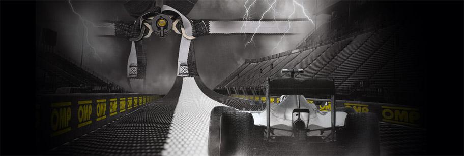 Harnais Omp FIA
