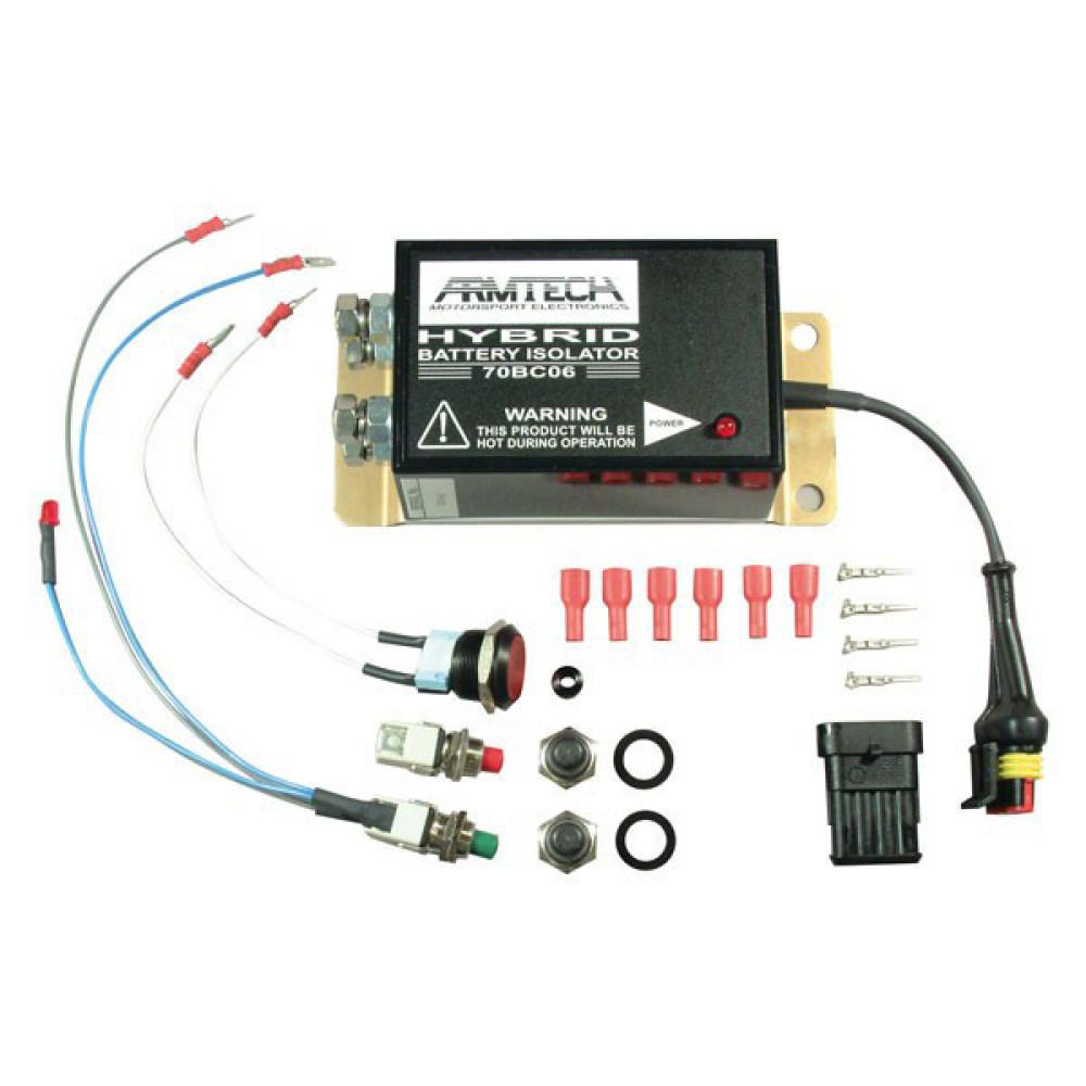coupe circuit lectrique armtech hybride isole la batterie. Black Bedroom Furniture Sets. Home Design Ideas