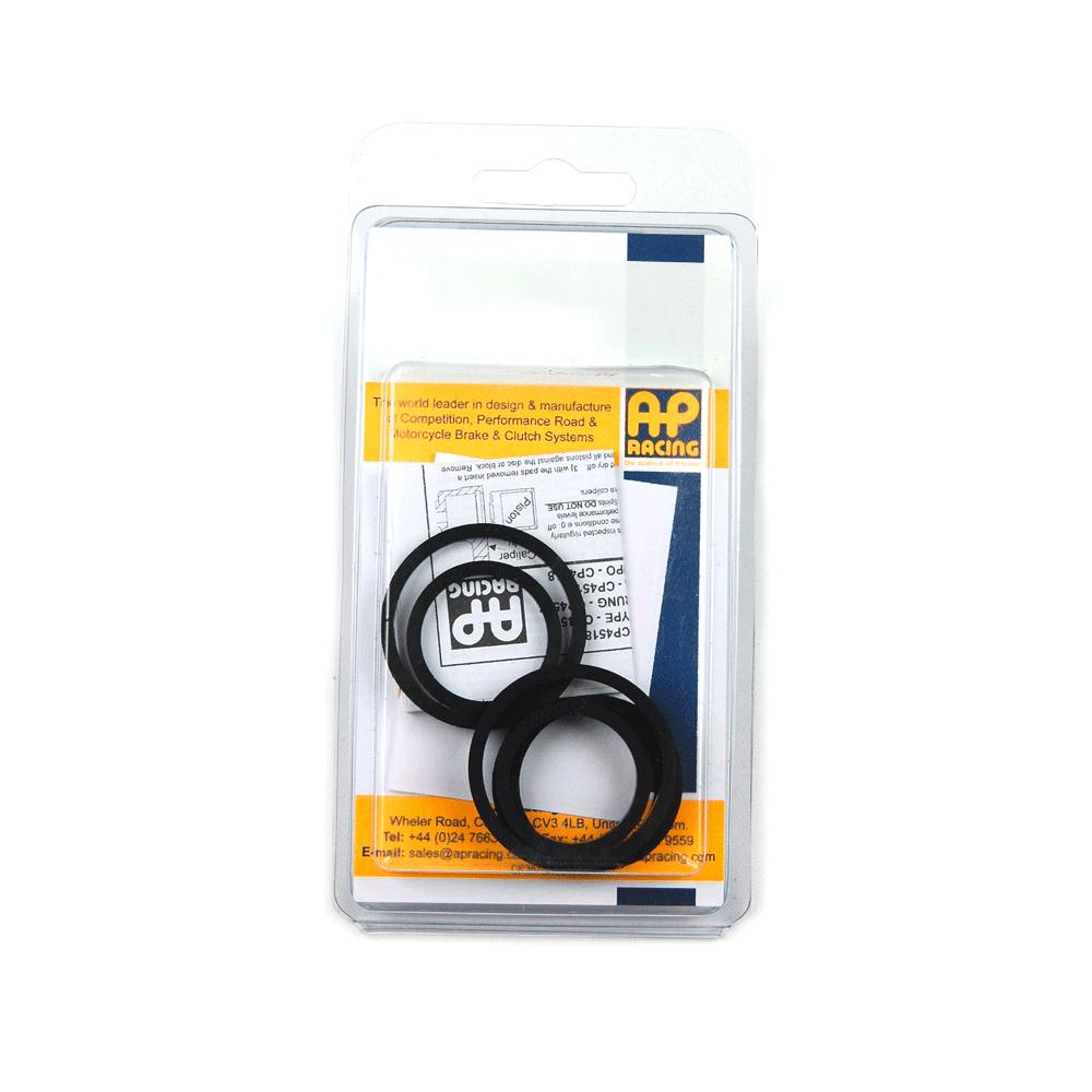 41,3 mm de diamètre-cp4518-jk Un p étrier sceau kits Racing 4 pistons étrier 38.1