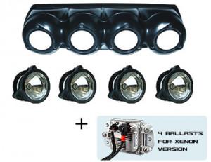 Configurez votre Kit Rampe de phares IPF HID Xenon (Diamètre 110mm)