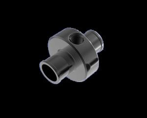 Adaptateur durite pour sonde de température Ø17mm Alfano 6 / PRO 3 EVO