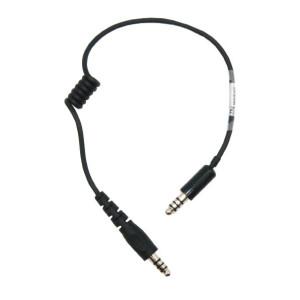 Adaptateur radio Nexus 4 pins mâle/mâle longueur 15cm