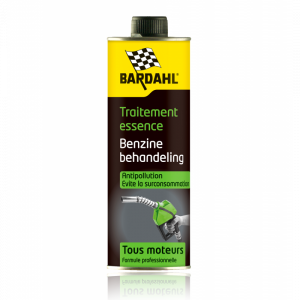 Additif Bardahl traitement d'essence performance moteur - bidon 300ml