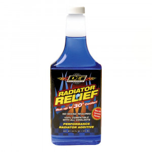 Additif de refroidissement Radiator relief DEi -10°C - bidon 473ml