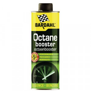 Additif Octane Booster Bardahl - bidon de 500ml ( jusqu'à 5 points )