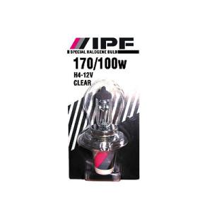 Ampoule IPF Halogen SW H4 12V 110/80W 3200K (la piece)