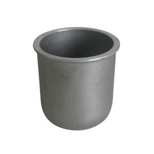 Bocal aluminium pour filtre King diamètre 85mm