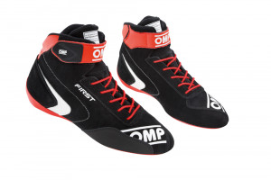Bottines OMP First my2020 Homologation FIA 8856-2018