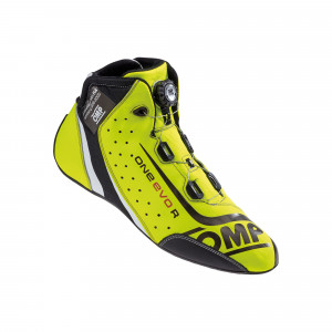 Bottines OMP One Evo R - Homologation FIA 8856-2000