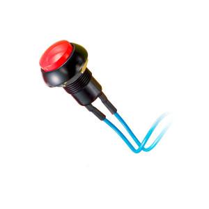 Bouton externe STOP rouge Cartek pour coupe circuit électrique
