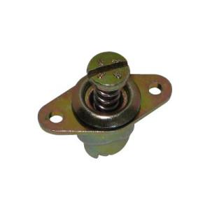 Camloc axe - épaisseur totale de serrage 3.8 > 4.6mm - hauteur 22mm