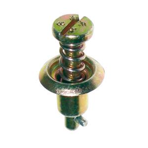 Camloc axe - épaisseur totale de serrage 6.85 > 7.6mm hauteur 25mm