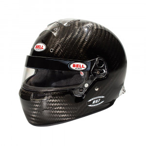 Casque Bell 2021 RS7 CARBONE  (Hans) FIA8859/SA2020