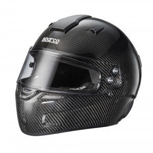 Casque intégral Sparco Karting AIR KF-7W Carbon Snell KA 2015