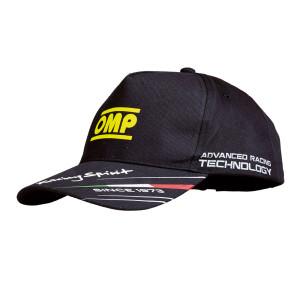 Casquette OMP Racing Spirit Noire