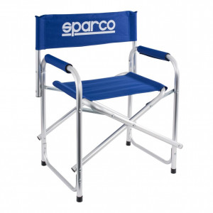 Chaise Sparco pliable - aluminium - couleur Oxford 600D