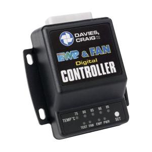 Contrôleur pour pompe à eau électrique - dimensions 101x95x35mm
