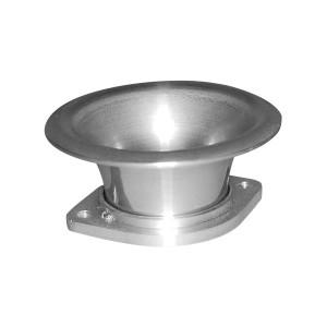 Cornet alu diamètre 45mm longueur 120mm