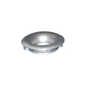 Cornet alu diamètre 45mm longueur 19mm - fixation par dessous