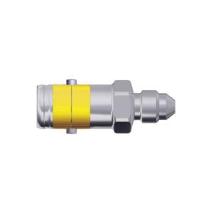 Coupleur Staubli SPH03 JIC 3/8x24 Aluminium joint Viton