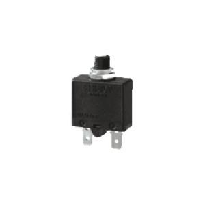 Disjoncteur thermique type 1658 25A ( Percage Diam 9 mm )