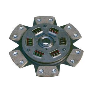 Disque embrayage Helix Fiat Uno 1,4L Turbo Amorti Diamètre 200mm