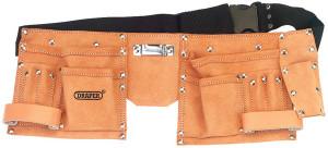 Double ceinture de bricolage en cuir