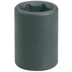 Douille à chocs 16mm 1/2