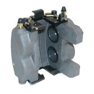 Etrier AP Racing 4 pistons CP2361 - pour disque entre 248>267x20 - LH