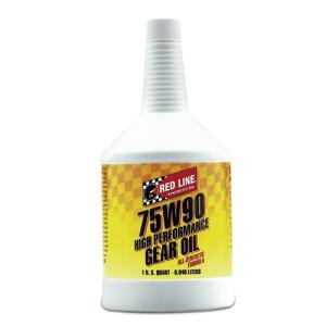 Huile Redline 75W90 Gear Oil 0.946L pour boite