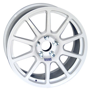 Jante Braid Fullrace A Subaru 8x17 5x114.3 ET49 56mm blanc