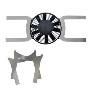 Kit de montage universel ventilateur 225mm