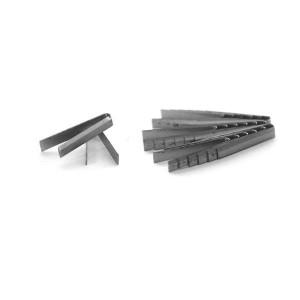 Lames retailleuse carrées Rillcut W2 largeur de 5 à 6mm - Boite de 20