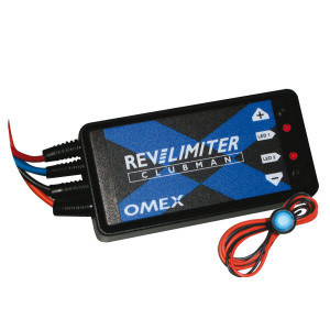 Limiteur OMEX Rev Limiteur Launch Control (simple bobine)