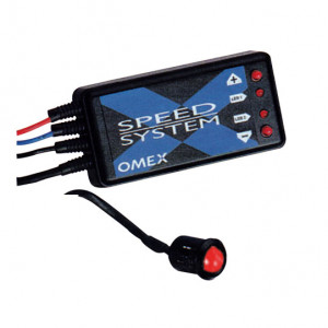Limiteur OMEX Speed System ( Shift light + Rev limit) (simple bobine)