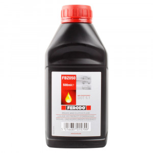 Liquide de frein Ferodo High Performance Dot 5.1 - bidon 500ml