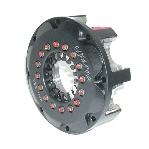 Mécanisme embrayage AP Racing diamètre 140mm tridisques 557Nm