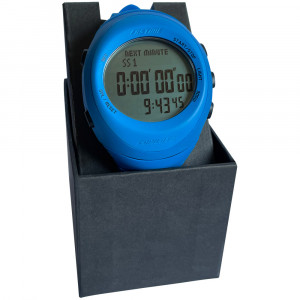 Montre Fastime Rally Watch 3 spécial copilote - coloris Turquoise