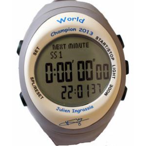 Montre Fastime Rally Watch 3 spécial copilote Julien Ingrassia