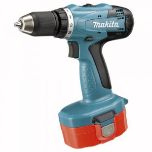 Perceuse Makita 18V 2Ax2 25/38nm