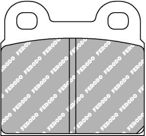 Plaquettes de frein Ferodo DS Perf ALFA ROMEO 1750 AN 01-68>05-72