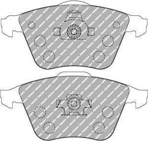Plaquettes de frein Ferodo DS Perf FORD Focus II 05> Avant FDS1706