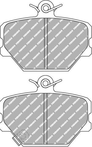 Plaquettes de frein Ferodo DS Perf Smart tous les modèles AV FDS1162