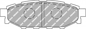 Plaquettes Ferodo AR DS2500 FCP1947 SUBARU Impreza/ Legacy/Outback