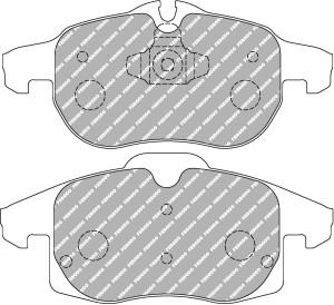 Plaquettes Ferodo DS2500 CHEVROLET Vectra 3.2 AN 09-01 > 03-02