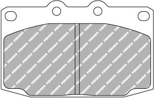 Plaquettes Ferodo DSUNO FCP483 MAZDA RX-7 2.3 Coupe 10-85 > 12-96 AV