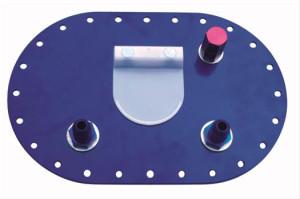 Platine de réservoir 6 X 10 - ATL