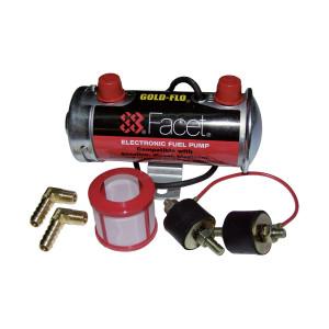 Pompe à essence Facet BP Gold Flo Red Top - 151 l/h - kit