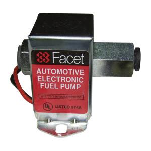 Pompe à essence Facet BP transistorisée sans clapet - 121 l/h - seule