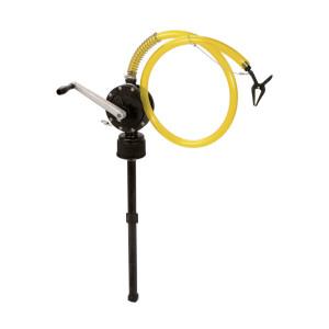 Pompe manuelle refuelling Flofast Pro pour fût et bidon 56 litres